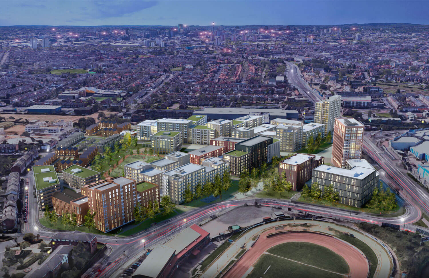 The Redevelopment of Perry Barr - Thumbnail